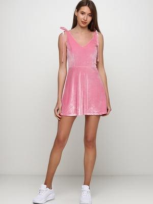 Сукня рожевого кольору | 5662548