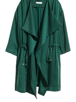 Пальто зеленого кольору | 5662604