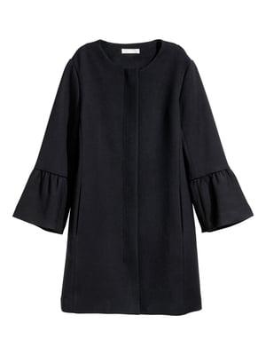 Пальто синее | 5662606