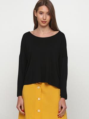 Блуза черная | 5662626