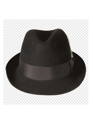Шляпа черная | 5662651