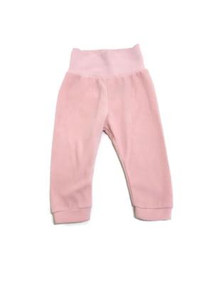Брюки домашние розового цвета | 5662727