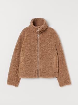 Куртка бежевого цвета | 5662788