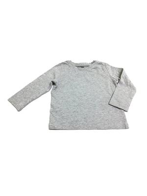 Лонгслив серый   5662797