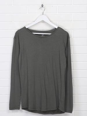 Лонгслив серый | 5662800
