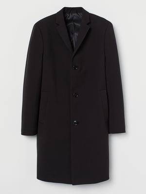 Пальто чорне | 5662829