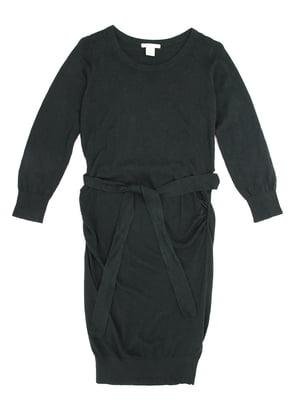 Платье для беременных зеленого цвета | 5662851