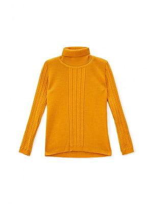 Гольф желтый | 5663226