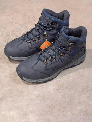 Ботинки синие | 5647958
