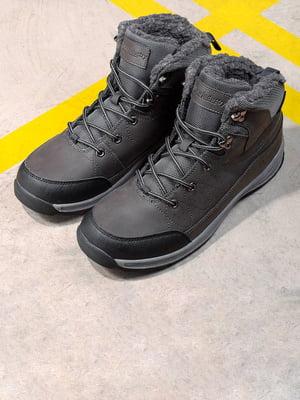Ботинки серые | 5648182