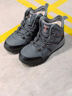 Ботинки серые | 5648184