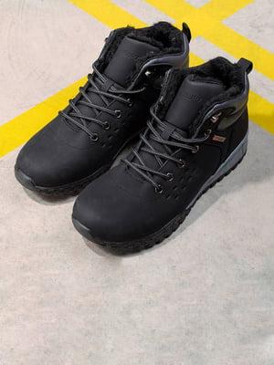 Ботинки черные | 5648185