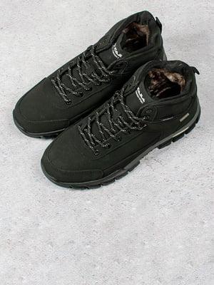 Ботинки черные | 5648492