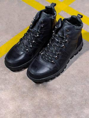 Ботинки черные | 5648567