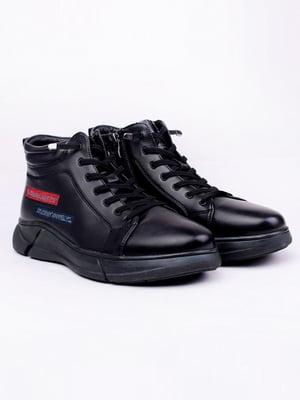 Ботинки черные | 5649213