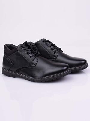 Ботинки черные | 5650098