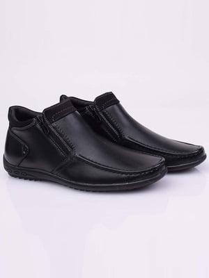 Ботинки черные | 5650100