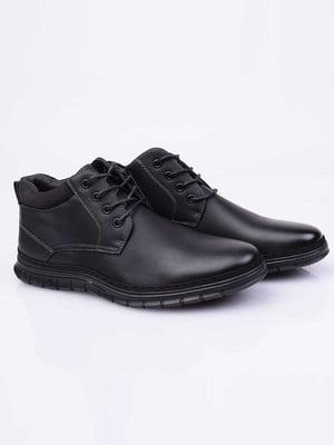 Ботинки черные | 5650103