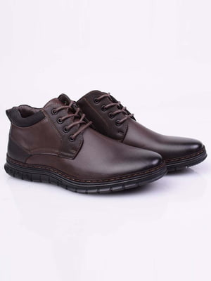 Ботинки коричневые | 5650104