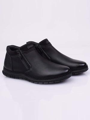 Ботинки черные | 5650105