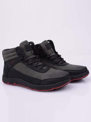 Ботинки цвета хаки | 5650108