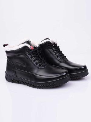 Ботинки черные | 5650109
