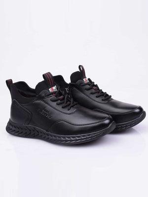 Ботинки черные | 5650113