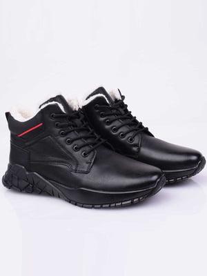 Ботинки черные | 5650124