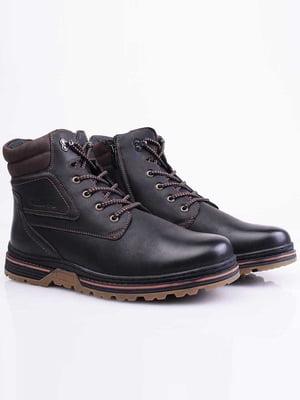 Ботинки черные | 5650153