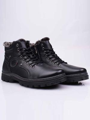 Ботинки черные | 5650283