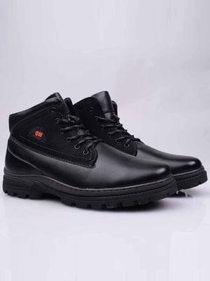 Ботинки черные | 5650284