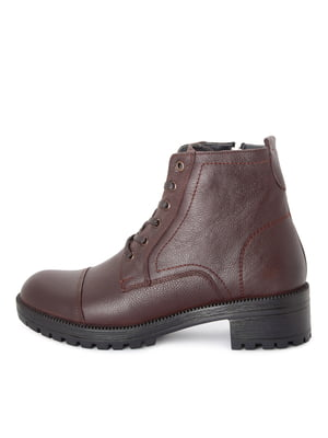 Ботинки коричневые | 5663269