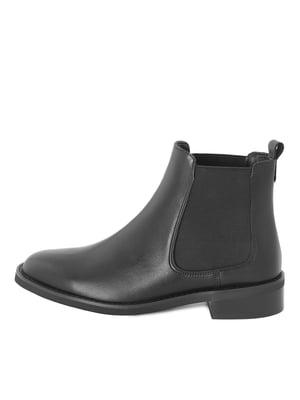 Ботинки черные | 5663278