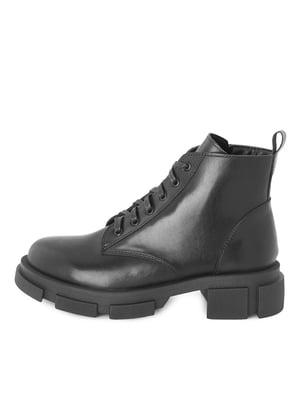 Черевики чорні | 5663279