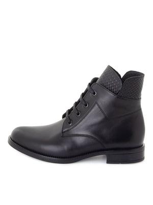 Черевики чорні | 5663288