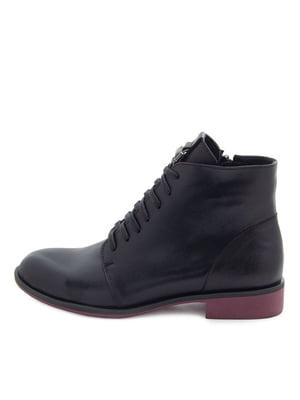 Ботинки черные | 5663283