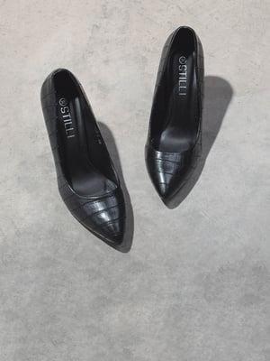 Туфли черные | 5647860