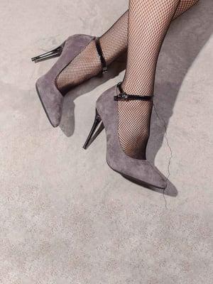 Туфли серые | 5647946