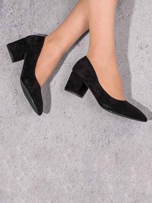 Туфли черные | 5648935