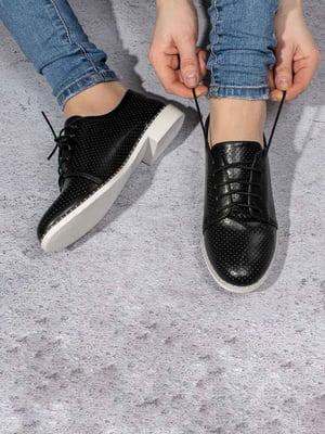Туфли черные | 5648976
