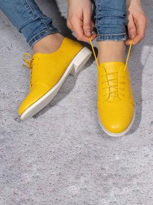 Туфли желтые | 5648981