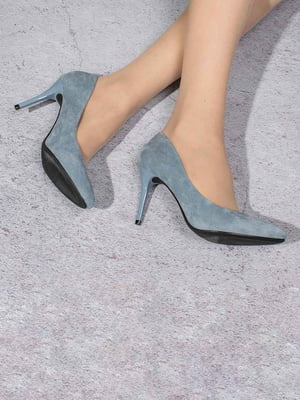 Туфли голубые | 5648983