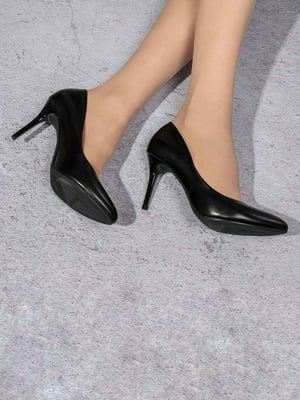 Туфли черные | 5648986