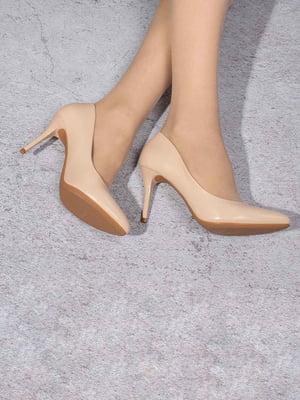 Туфли бежевые | 5648987