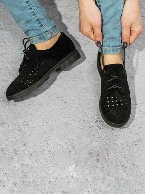 Туфли черные | 5649002