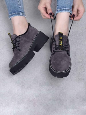 Туфли серые | 5649147