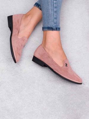 Туфли розовые | 5649188