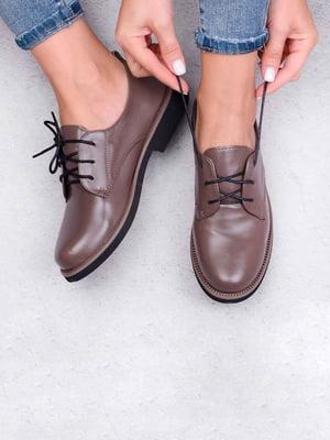 Туфли коричневые | 5649244