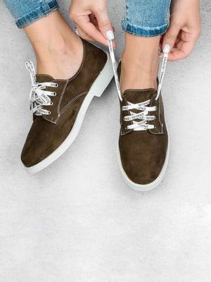 Туфли коричневые | 5649251