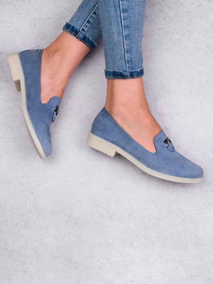 Туфли синие | 5649257